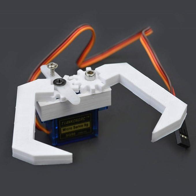 non-brand Abrazadera Mecánica de Impresión 3D Micro Servo Motor 9G ...