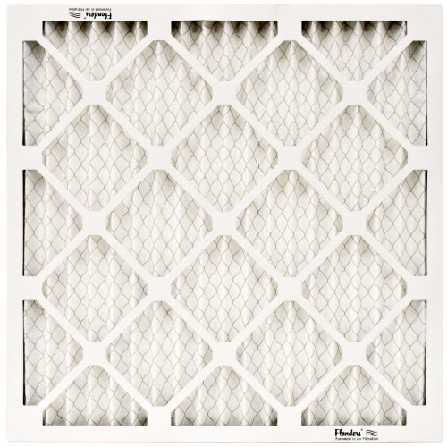 20x25x1, Naturalaire Standard Air Filter Merv 8, 84858.012025, Pack12 by Flanders