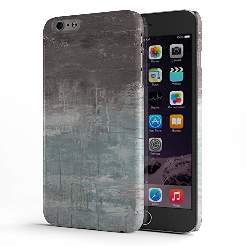 Koveru Back Cover Case for Apple iPhone 6 Plus - Black Clouds