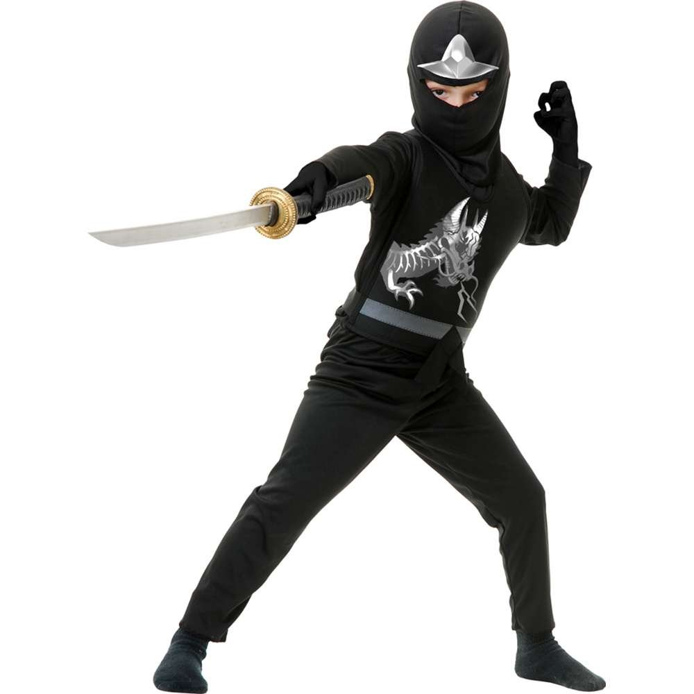 Charades 216990 Negro Ninja Series Avengers II Ni-o-Ni-o ...