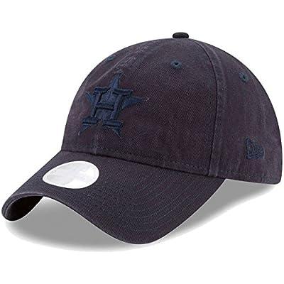 Houston Astros New Era Women's Preferred Pick Tonal 9TWENTY Adjustable Hat Navy