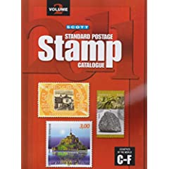 Scott 2011 Standard Postage Stamp Catalogue, Vol. 2: Countries of the World- C-F James E. Kloetzel, William A. Jones, Martin J. Frankevicz and Charles Snee