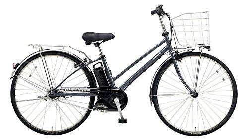 Panasonic(パナソニック) 2018年モデル ティモEX 27インチ カラー:メタリックグレー BE-ELET754-N 電動アシスト自転車 専用充電器付 B078HQJZN8