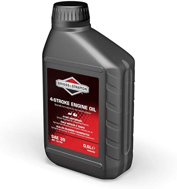 Briggs & Stratton 100005E Aceite de motor de 4 tiempos, 0.6 L