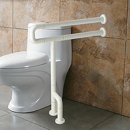 FHLYCF Bathroom barrier free handrails, disabled elderly toilet ...