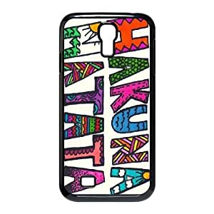 High Quality {YUXUAN-LARA CASE}Quotes Hakuna Matata For SamSung Galaxy S4 Case STYLE-19