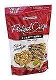 Snack Factory Pretzel Crisps - Everything - 14 oz