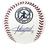 Texas Rangers Adrian Beltre Autographed 3000 Hit Award Baseball JSA Auth #2