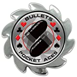 Shadow Spinners Pocket Aces / Bullets Spinner Card Cover