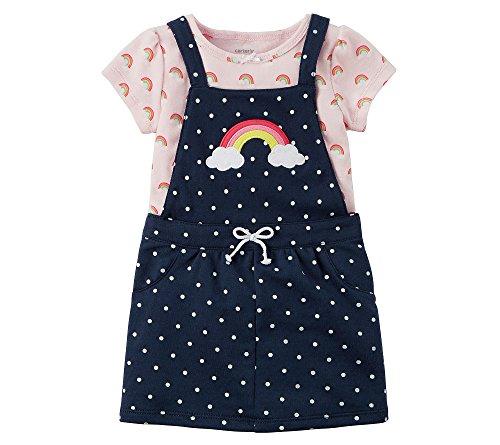- Carter's Baby Girls' 2 Piece Bodysuit and Jumper Set 24 Months