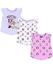 3 x Camiseta Minnie Mouse, Daisy Disney