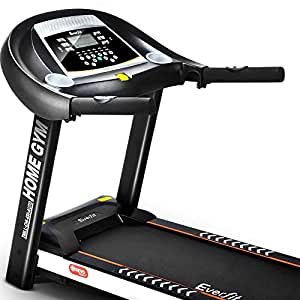 Everfit Motorized Treadmill with Ipad and Table Holder