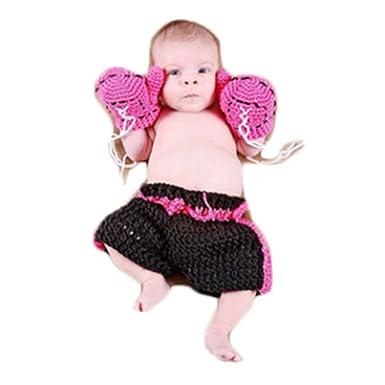 Amazon.com: vedory trajes de bebé recién nacido fotografía ...