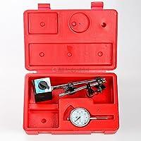 Indicador de dial ajustado con base magnética de encendido /apagado