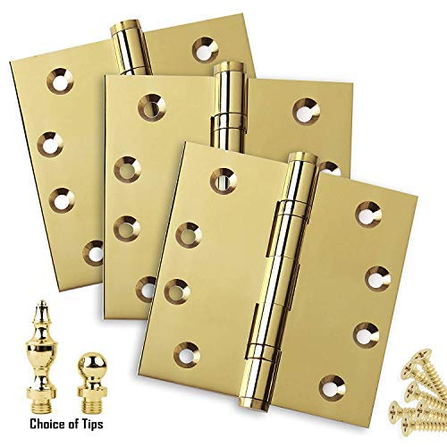 (3 PK - Door Hinges 4