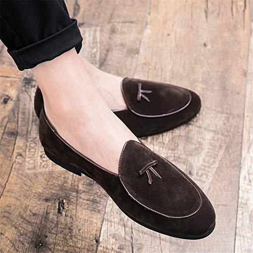 Homme Sry shoes Marron Eu 39 Marron Pour Bottes qw78wR