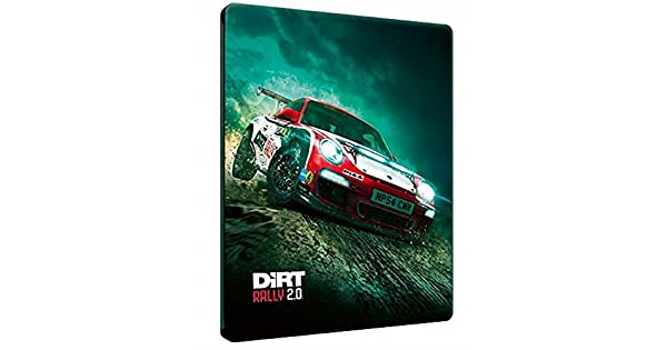Dirt rally 2.0 Steelbook 3D: Amazon.es: Videojuegos