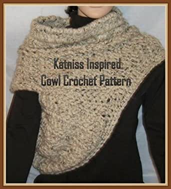 Katniss Inspired Cowl Crochet Pattern Kindle Edition By Sharon