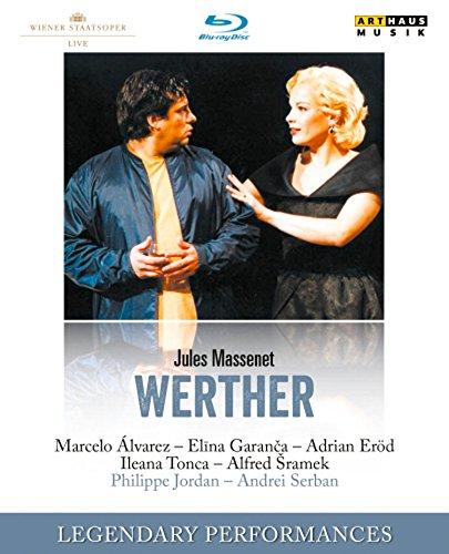Werther (Legendary Performances) (Blu-ray)
