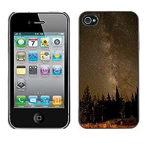 Stuss Case / Funda Carcasa protectora - The Ancient Woods - iPhone 4 / 4S