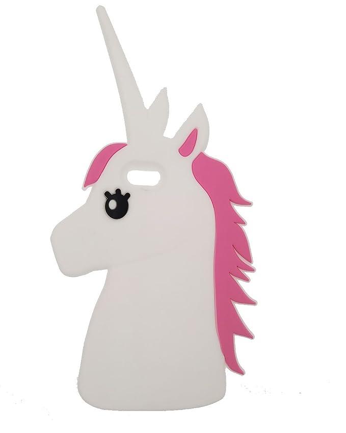 """1 opinioni per iPhone 5/5S/SE 4.0"""" Custodia, BENKER (Unicorno) Alta Qualità 3D Cartone Animato"""