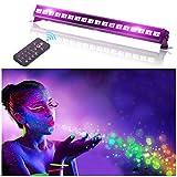 UV LED Black Light 3Wx18 LED Bar Lighting for