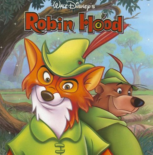 Download Disney Robin Hood pdf
