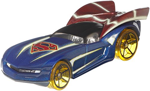 Wheels Hot Auto (Hot Wheels DC Universe Superman Vehicle Toy)