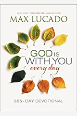 God Is With You Every Day Hardcover