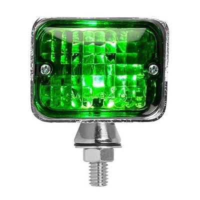 GG Grand General 80912 Green Large Rod Double Filament Light Bulb: Automotive