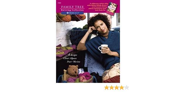 Berroco #263 Family Tree Knitting Collection
