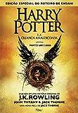 capa de Harry Potter e a Criança Amaldiçoada - Parte Um e Dois