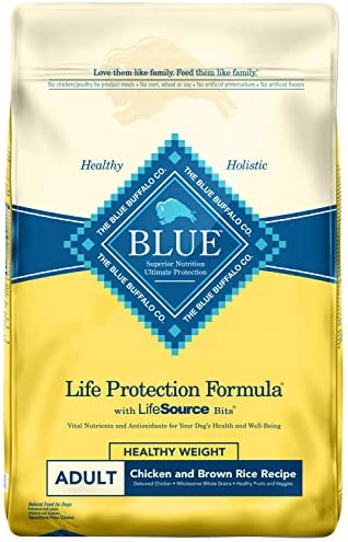 Blue Buffalo Comida para Perro Chicken and Brown Rice Weight Control, 13.6 kg 2