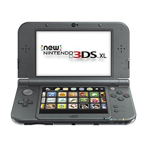 New Nintendo 3DS XL - Black (Renewed) (3ds Xl Best Price)