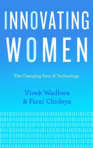 book cover of Innovating Women