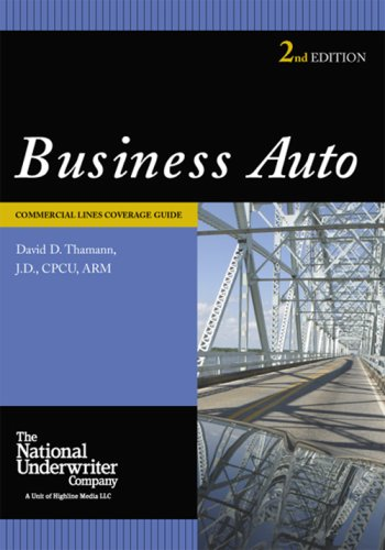 Business Auto Coverage Guide PDF