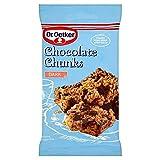 Dr. Oetker Dark Chocolate Chunks (100g) - Pack of 6