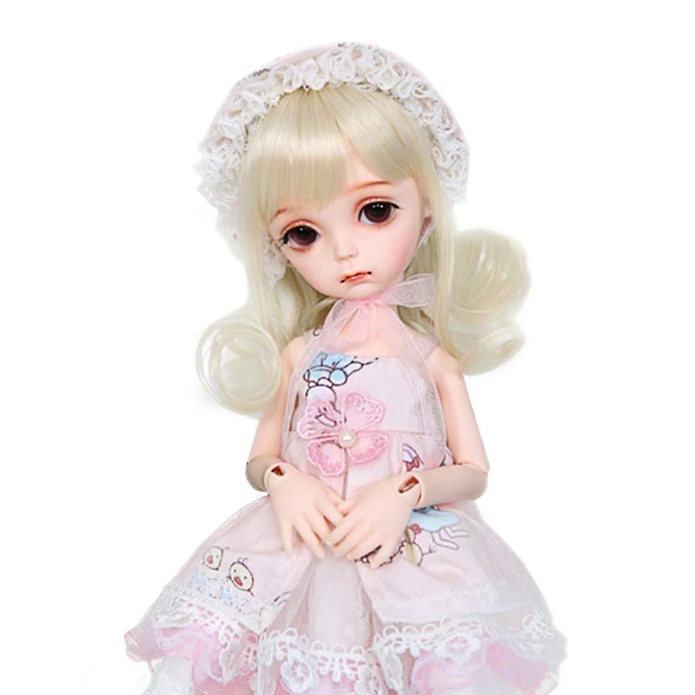 BAOTR BJD Puppe Retro Süß Modellierung SD 1 6 Eine vollständige Reihe von Joint Puppen kann Kleidung Schuhe Dekoration ändern