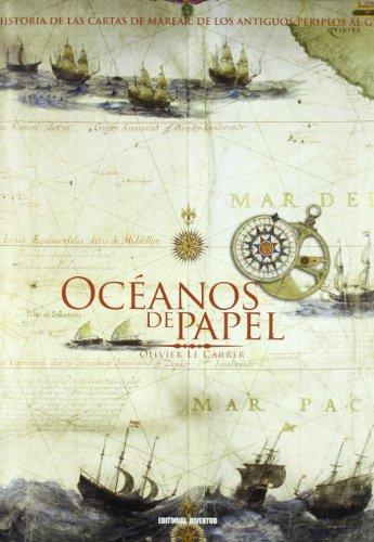 Descargar Libro Oceanos De Papel Olivier Le Carrer