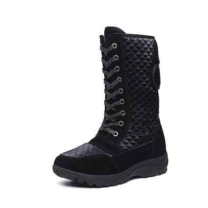 54c7bdd5f607 Zaqxs Rechargeable Heating Warm Electric Shoes Plug Electric Warm Foot  Electric Heating Shoes High Boots Women s