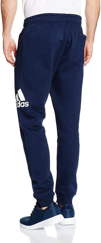 adidas Logo Swpt Ch FL Pantalón de chándal, Hombre, Azul, S ...