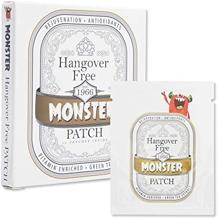 Hangover Patch enriched Recovery Monster product image