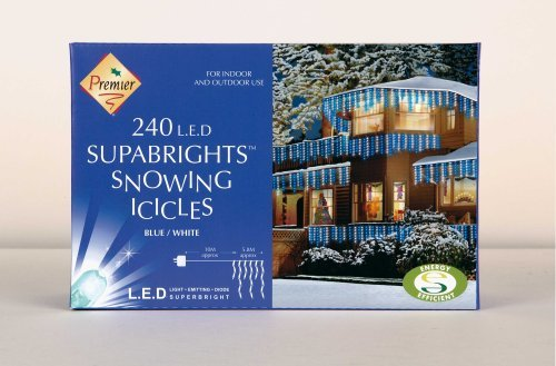 Led Icicle Lights Premier - 2