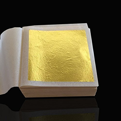 10-sheets-433-x-433cm-24k-pure-genuine-facial-edible-gold-leaf-gilding-foil