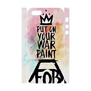 Cheap 3D iPhone 5,5G,5S Case, Fall out boy New Fashion Phone Case