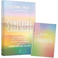 Conversas Corajosas - (livro autografado + caderno personalizado)