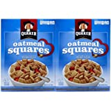 Quaker Brown Sugar Oatmeal Squares - 14.5 oz, - 2 pk., Size 14.5 oz