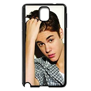 Custom High Quality WUCHAOGUI Phone case Singer Prince Justin Bieber Protective Case For Samsung Galaxy NOTE4 Case Cover - Case-11