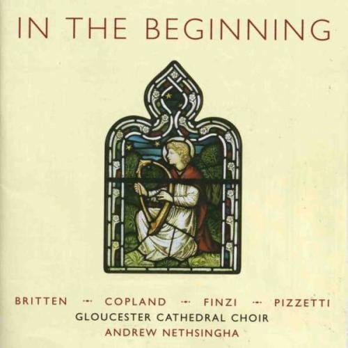 In the Beginning - In Gloucester Stores