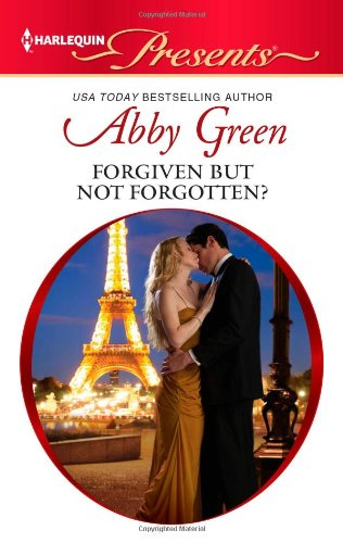 book cover of Forgiven but not Forgotten?